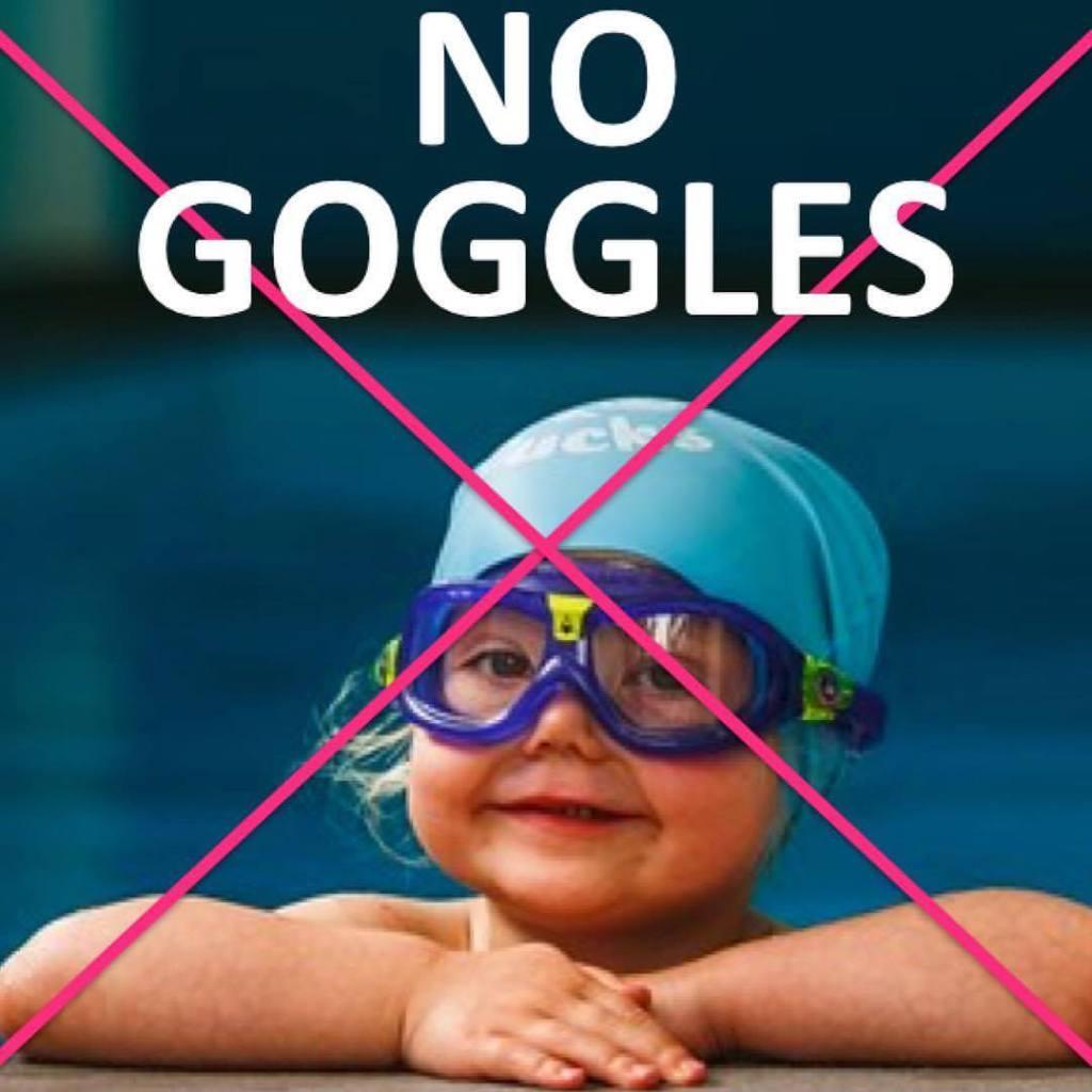 No Goggles